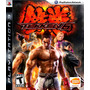 Tekken 6 Nuevo Ps3 Dakmor Canje/venta