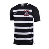 Camisa Corinthians 2016 Camiseta Nova Gaviões Da Fiel Novo