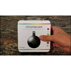 Google Chromecast 2 Nuevo Oferta Imperdible Hoy!!
