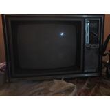Televisor Philco Color Modelo Viejo