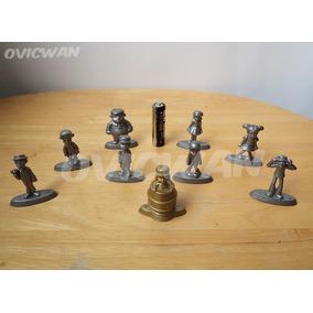 Lote De 9 Mini Figuras Chavo Del 8 Ocho 4.5 Cm Vuala Rgb19