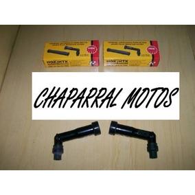 Cachimbo De Vela Cb 400 E Cb 450 Ngk Original ( Par )