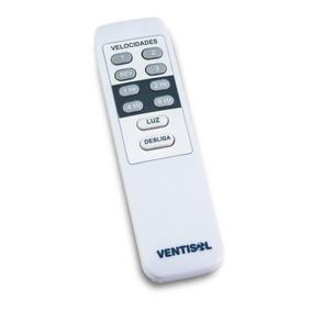 Controle Remoto Ventilador Fênix Ou Sunny Ventisol