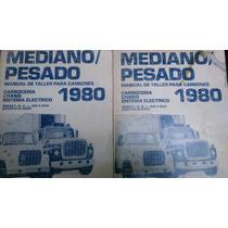 Manual De Taller Para Camión Camiones Ford 1980