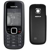 Carcasa Nokia 2330 Tapa Trasera+teclado+lente