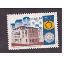 C-1406 1984 150 Anos Do Banco Econômico Salvador/ba