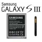 Bateria Samsung Galaxy S3 Gt I9300