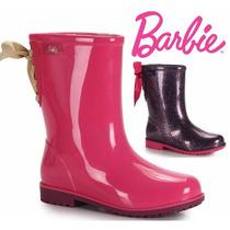 Bota Galocha Barbie Power Fashion Grendene 21390 21564