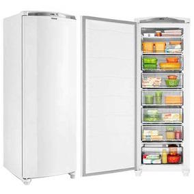 Freezer Vertical Consul Facilite 246 Litros Branco 110v