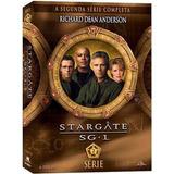 Stargate - 2ª Temporada Completa (lacrado)
