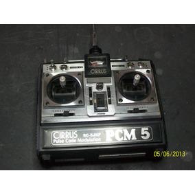 Control Cirrus Rc-5jkp Modelo Pcm5 72.870mhz
