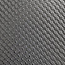 Vinilo Fibra De Carbono Gris Super 3d .62 Cms