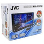 Radio Jvc Doble Din Touch Screen - Kwavx738