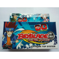 Beyblade Metal Fusion 6d