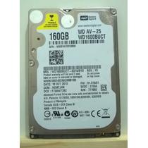Hd 160gb Wd Wd1600buct Western Digital 2.5 Notebook Sata