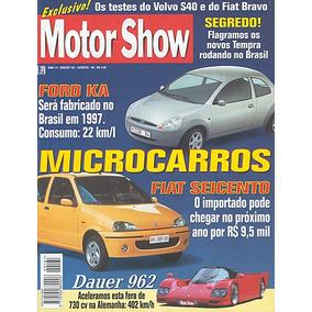Motorshow.161 Ago96- Minicarro S10 Renau19 Volv40 Clio Cuore