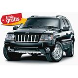 Manual De Taller Y Servicio Jeep Grand Cherokee En Español