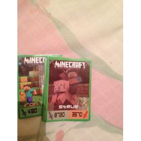 Cards Do Minecraft