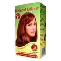 Tinte Natural Permanente Haz Lucir Tu Cabello 150ml Op4