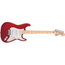 Guitarra Fender Squier Standard Stratocaster Mn Apple Red