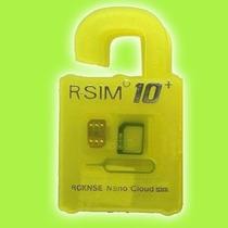 R-sim 10+ Nueva Iphone 6s/6s+/6/6+/5s/5c/5/4s Ios 10 Verde