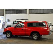 Toyota Tacoma 2002 Cab Sencilla Transm Estandar 4 Cil