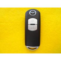 Carcasa Control Remoto Mazda 3 Y 6 2 Botones Envio Gratis
