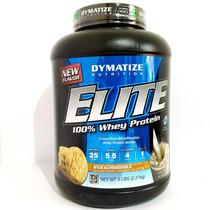 Proteina Dymatize Elite 100% Whey 5 Lbs Sabor Snickerdoodle