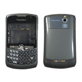 Carcasa Blackberry 8330 Gris Con Trackball Nueva Original