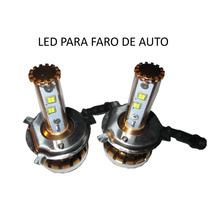 Led 15/30w Faro Auto 2 Focos N Tsuru 94-95 Alta/baja H4-30w