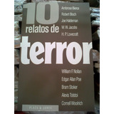 Lovecraft Tolstoi Poe Bloch Y Otros 10 Relatos De Terror