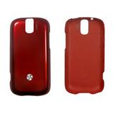 Tapa Bateria Htc My Touch 3g Slide Roja Nueva Original