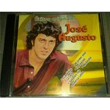 Cd José Augusto 12 Exitos Candilejas, Mi Primer Amor.