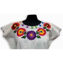 Blusas Mexicanas Bordadas Tradicionales