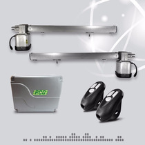 Kit Automatizacion De Porton Pivotante Rcg Dos Hojas