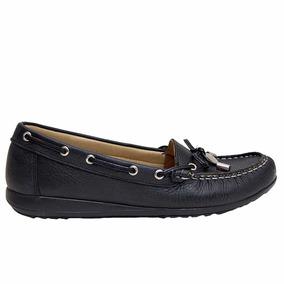 Zapatos Mujer Mocasin Cuero Muy Comodo Marta Sixto