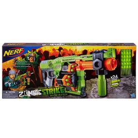 Lançador Nerf Zombie Strike Doominator Hasbro