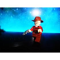 The Nightmare A Hora Do Pesadelo Freddy Krueger Lego Não Tem