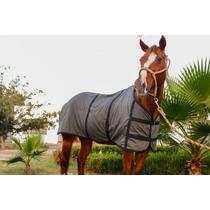 Abrigo,manta, Camisa,protector Del Frio Para Caballos