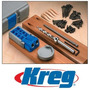 Kreg - Gabarito Com Grampo Para Furação - Pocket Hole Jig R3