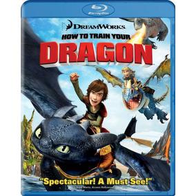 Como Treinar Seu Dragão - Blu Ray - Importado