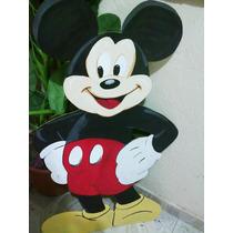 Personajes De Disney Infantiles Decorar Pastel Cumpleaños