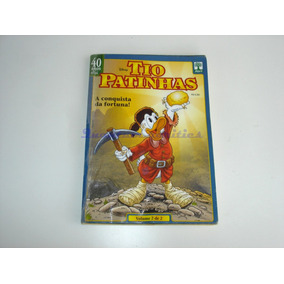 Revista 40 Anos Tio Patinhas Vol 2/2 Disney Abril - Usado N