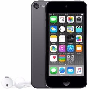 Ipod Touch 6g A1574 - 32 Gb - Gris (mkj02lz/a)