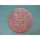 Moneda Lxxx (80) Reis 1820 B, Brasil
