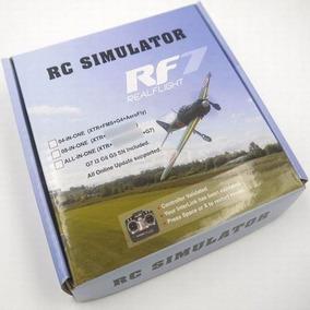 Simulador De Voo Phoenix, Realflight, Aerofly, Drone