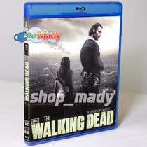 The Walking Dead Sexta Temporada Blu-ray En Español Latino
