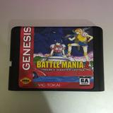 Battle Manía 2 Custom Sega Genesis+ Envio Gratis