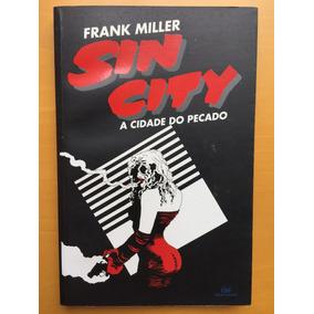 Livro Frank Miller Sin City A Cidade Do Pecado Devir