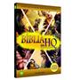 Bíblia Infantil Juvenil Ilustrada História Em Quadrinhos Dvd